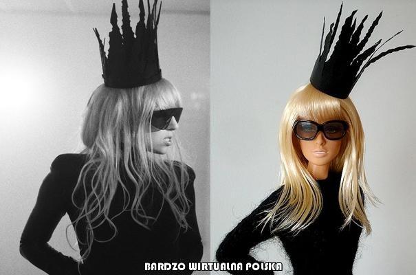 куклы в стиле Леди Гага